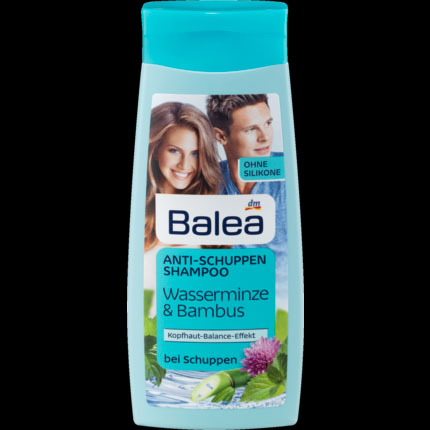 BALEA szampon przeciwłupieżowy MIĘTA ~ DE