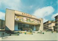 Szczecin Kino KOSMOS mural graffiti
