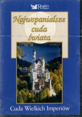NAJWSPANIALSZE CUDA ŚWIATA DVD / MP0917