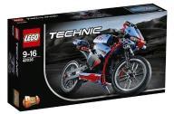 KLOCKI LEGO TECHNIC 2W1 42036 MOTOCYKL MIEJSKI