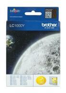 Tusz Brother żółty LC1000Y=LC-1000Y, 400 str.