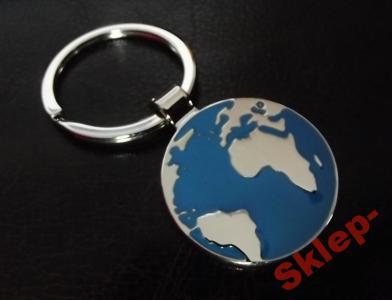 Brelok Globus Planeta Ziemia Twój Grawer 4974637047