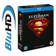 SUPERMAN I-V 1978-2006 5xBLU-RAY PL OD RĘKI