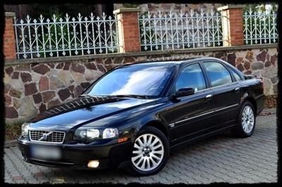 Volvo S80 2 4 D5 Wypas Oryginal Zarejestrowane 6689343463 Oficjalne Archiwum Allegro