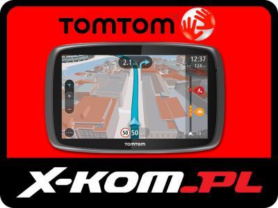Nawigacja TomTom GO 600 6'' MAPY 3D 45 PAŃSTW