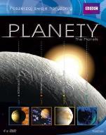 Planety (4x DVD) film dokumentalny BBC