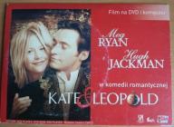 KATE I LEOPOLD Meg Ryan, Hugh Jackman TANIO!