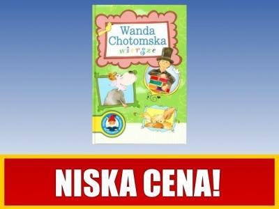 Wiersze Wanda Chotomska 3193032539 Oficjalne Archiwum