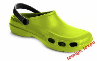 Superlekkie klapki MEDYK 817 LEMIGO r.41-43 verde - 5249453522 ... 06062e81ad