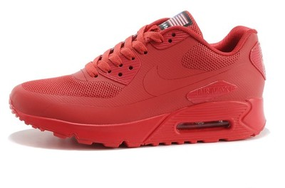 [BS] Nike Air Max 90 HYPERFUSE USA red r. 40-45