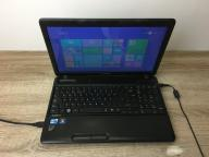 TOSHIBA SATELLITE C660 i3 2x2.4GHz 2GB WIN7 JN36