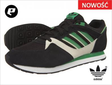 Buty Adidas Zx 100 731 (43 13) czarne 3912185300