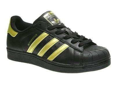 buty adidas damskie z dodatkiem złota allegro