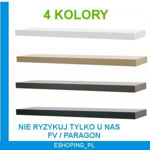 Ikea Lack Półka Na ściane ścienna 110x26 Cm 5308192750