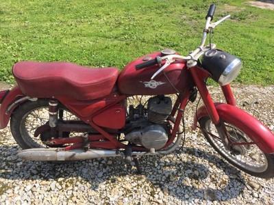 Sprzedam Wsk 125 1961 Z Papierami 6885929766 Oficjalne Archiwum Allegro