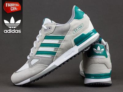 buty męskie adidas originals zx 750 m18262