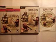 Heroes of Might and Magic V + dodatki Złota Edycja