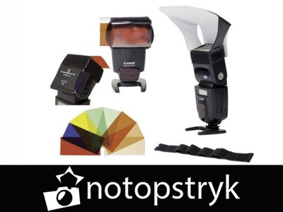 LumiQuest Starter Kit LQ-140 - dyfuzor + folie