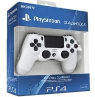 DUALSHOCK 4 WHITE BIAŁY PAD CONTROLLER PS4 ROBSON