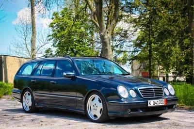 Mercedes E55 Amg Z Niemiec Unikat Kombi Zamiana 6884591691 Oficjalne Archiwum Allegro