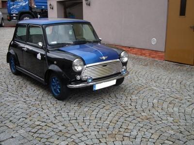 Mini Morris Cooper Klasyk 6758185391 Oficjalne Archiwum Allegro