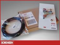 Antena LTE SORENSEN SR-17P 1800MHz 17dbi