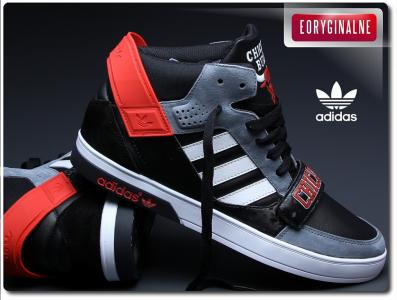 Buty męskie adidas hard court d66078 chicago bulls Zdjęcie