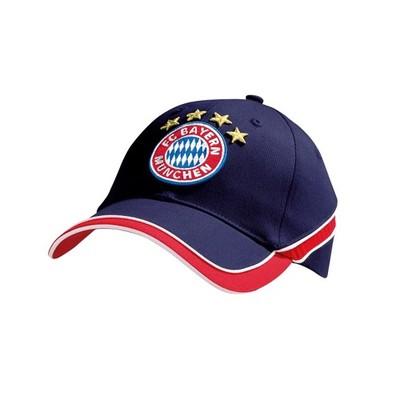 czapka z daszkiem Bayern Monachium JUNIOR NR - 6771053440 ...
