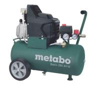 OUTLET OLEOLE! KOMPRESOR  METABO BASIC 250-24 W