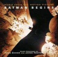 Batman Begins 1 Cd Silva Screen