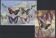 MONTSERRAT, 2004 ROK. Mi. 1234-1237**