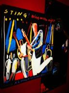 STING /MARSALIS /HAKIM - BRING ON THE NIGHT 2LPs