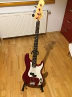 gitara basowa fender precision bass