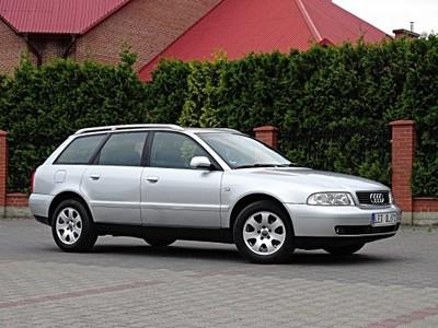 Audi A4 B6 16 Benz Chrom Klimatronik Opłacony 6843353244