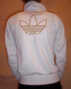 bluza adidas biała allegro