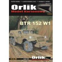 Transporter opancerzony BTR-152 W-1, ORLIK