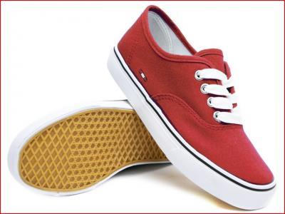 Trampki smiths czerwone 1 niskie damskie Zdjęcie na imgED
