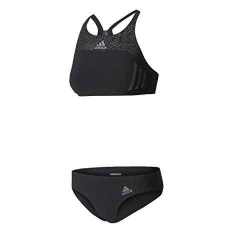 3a7eb506fd0c1e Adidas Dwuczęściowy Strój Kąpielowy Sportowy L - 7016225503 ...