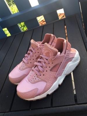 save off 2f685 a3420 Nike Huarache różowe pink 36-42