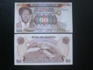 UGANDA - 50 SHILLINGS 1985,UNC