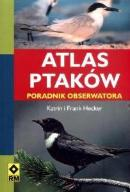 ATLAS PTAKÓW Poradnik obserwatora ptaki przewodnik