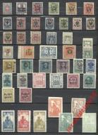 POLSKIE ZNACZKI 1860 - 1946 **/* CZYSTE GABINETOWE