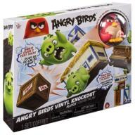 Angry Birds Vinylowy zestaw Angry nokaut 6027801