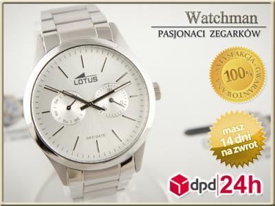 c3932236f48b 30% Zegarek męski klasyczny LOTUS 15954 1 - 5915936457 - oficjalne ...