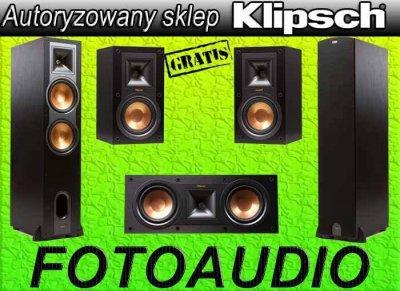 KLIPSCH R-26F + R-25C + R-15M +MEGA GRATISY RATY0%