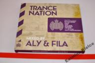 Aly & Fila - Trance Nation 2xCD / Maxwell