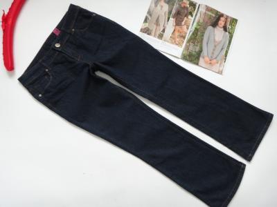 NEW LOOK_Spodnie jeansowe damskie_  L 40