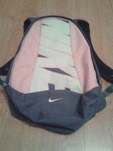 efeebf97aa447 Plecak Nike różowo szary modny pojemny - 6312738041 - oficjalne ...