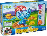 Gra Mouse Trap Pułapka na Myszy A4973 Hasbro