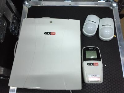Bardzo dobry Centrala alarmowa gtx one komplet - 6017914895 - oficjalne IC75